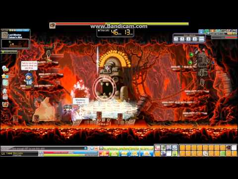 Maplestory (SEA, Aquila) -  Unfunded Mercedes Solo Zakum (Post RED)