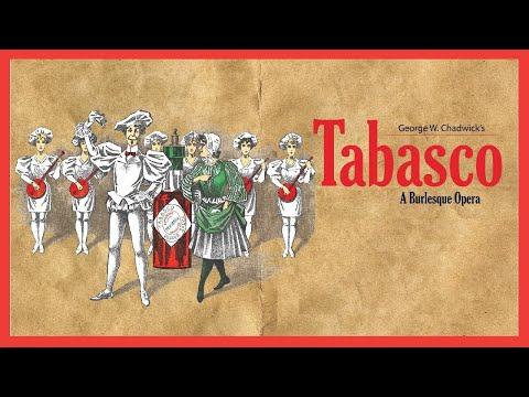 "Overture to ""The Burlesque Opera Tabasco"""