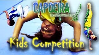 Capoeira Kids Competition