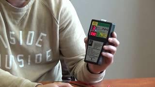 PH-5, 5 Wire overfill  sensor tester. EN13922, Civacon, Dixon, Scully, OPW, Niehuser, Alfons Haar.