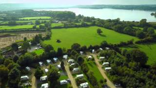 Bath Chew Valley Caravan Park aerial video