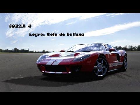 Forza Motorsport 4 Logro Cola de Ballena