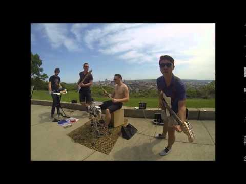 ATLAS AHEAD - Busking in the USA 2014
