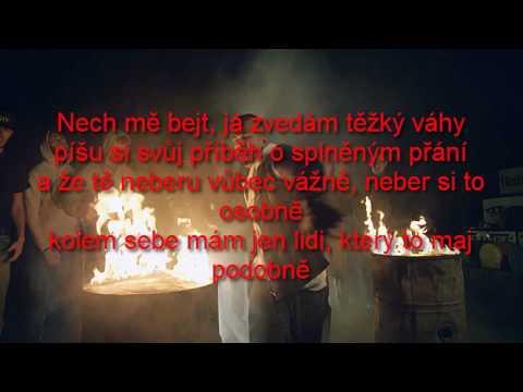 Ben Cristovao Těžký Váhy Text (klip)