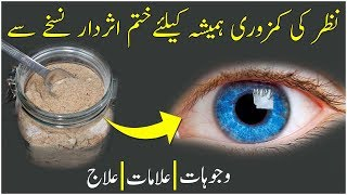 How To Increase Eyesight Naturally