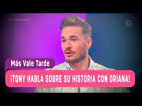 Tony Habló Sobre Su Historia Con Oriana-¿Volverías Con Tu Ex? - Más Vale Tarde 2016