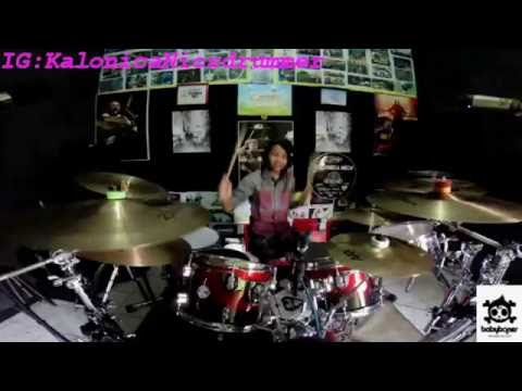 Paramore - Fences Drum Cover by 11 yo Kalonica NICX