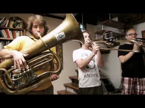 Crazy In Love – Babaloda (Brass Band Cover)