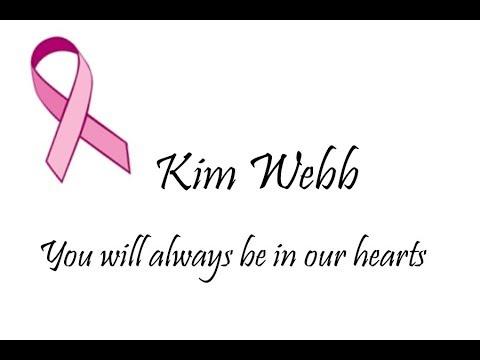 In memory of Kim Webb