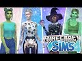 Minecraft Mobs in Sims 4 | CAS ❤