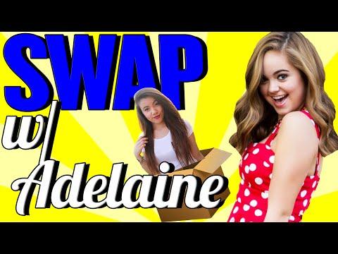 SWAP WITH ADELAINE MORIN BIRTHDAY & HOLIDAY - Chelsea Crockett