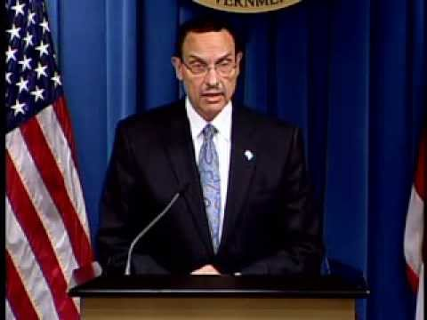 Mayor Gray Introduces Chief Financial Officer Nominee, 9/26/13