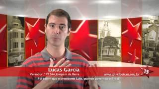 PT 35 Anos - Lucas Garcia