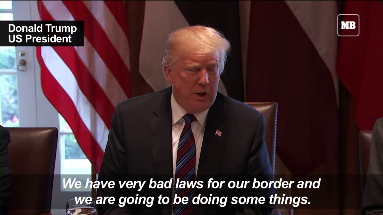 Trump vows to deploy military to Mexican border