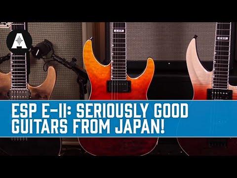 ESP E-II Guitars  - The Ultimate Metal Machines?