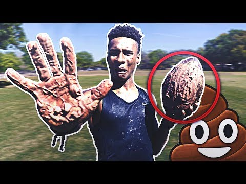 CATCHING WITH THE NASTIEST GLOVES IN THE WORLD!