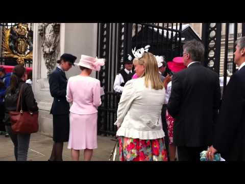 Buckingham Palace - Party Day