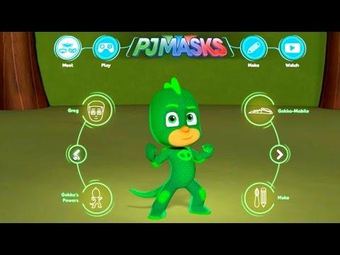 PJ Masks Games, Craft, Character & Vehicle - Website Tour