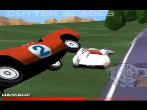 Old Shockwave Games - Speed Racer : The Great Plan - YouTube