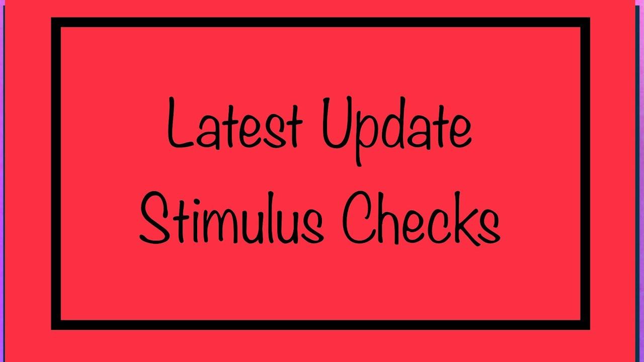 Latest Update – $1,400 Stimulus Check Update - Senate is Cookin'