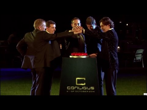 CONLIGUS ITALY-Conligus Official Launch event - 04_October_2014-english