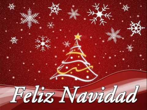 Feliz Navidad Disco Remix Youtube