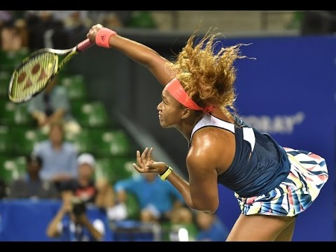 2016 Toray Pan Pacific Open First Round | Naomi Osaka vs Mis