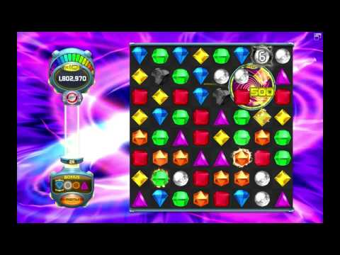Bejeweled Twist - Classic Mode (Levels 1-31)