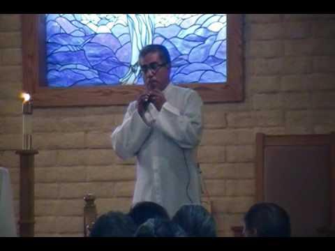 Padre Octavio Platica #1 - Parte 1