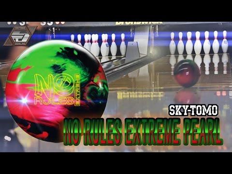 ROTOGRIP NO RULES EXTREME PEARL   ノールール・エクストリーム・パール : ハイスポーツ社 ボウリングボール