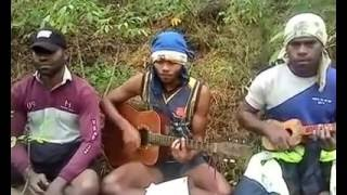 Senikakala - Nasio Domoni cover on a Fijian plantation