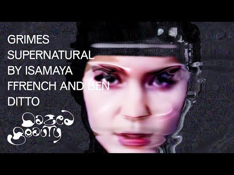 Download Dazed Beauty Presents: Grimes Supernatural Mp4 baru
