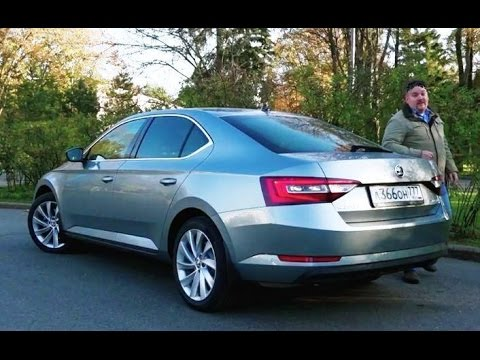 skoda superb 2016 youtube. Black Bedroom Furniture Sets. Home Design Ideas