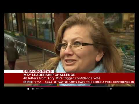 Proof of Teleportation or Merging Realities On BBC Interview?