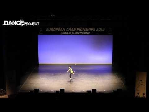B Girl Thunderstorm | ECS15 | DANCEcompany | DANCEtv