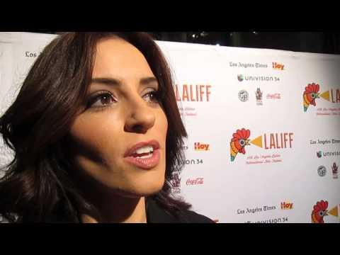 Mercedes Renard @ LALIFF interview