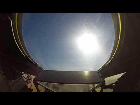 DFN: A-10 Vertical 540, HUD view, DAVIS-MONTHAN AIR FORCE BASE, AZ, UNITED STATES, 01.17.2018