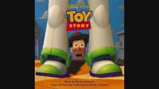 Toy Story (Randy Newman) - Woody and Buzz (Instrumental)