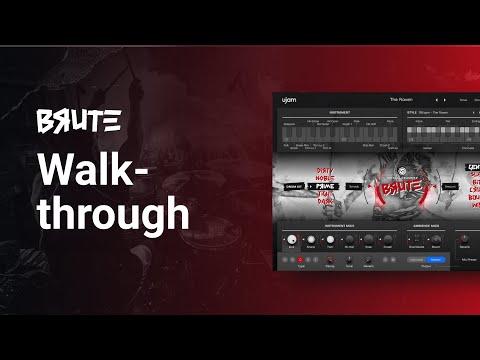Walkthrough   Virtual Drummer BRUTE