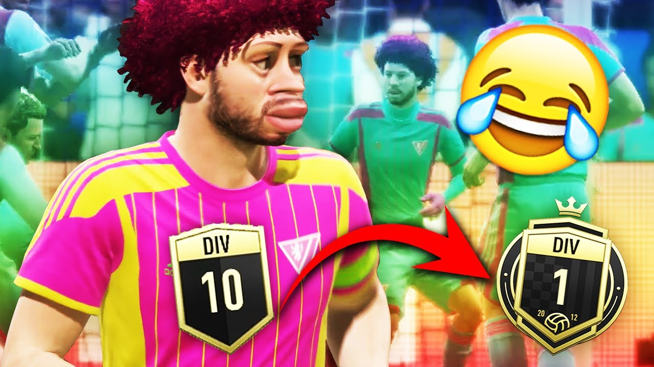 I PLAYED FIFA 20 PRO CLUBS and THIS happened... -  FIFA 20