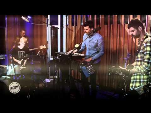 "Tycho performing ""Awake"" Live on KCRW"