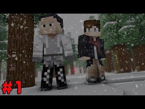 ПЛОТЬ - Minecraft Сериал 1 Серия | Заплутали