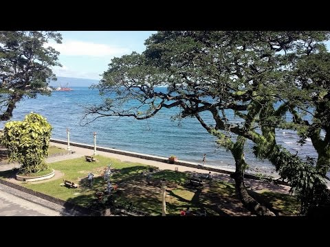 RIZAL BOULEVARD...SILLIMAN UNIVERSITY...DUMAGUETE, NEGROS ORIENTAL...ROADTRIP BACK TO BACOLOD