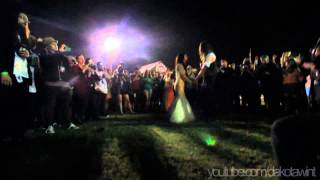 Pierce The Veil - Kissing In Cars LIVE @ WARPED TOUR WEDDING
