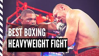 Mike Perez Vs Magomed Abdusalamov UNDERRATED  (MUST SEE)