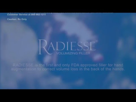 Radiesse – What do your hands say about you? | Advanced Dermatology Houston