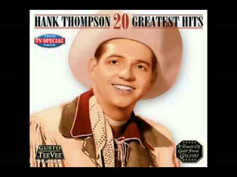 Hank Thompson - Cocaine Blues