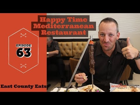 East County Eats Episode 63 - Happy Time Restaurant in Rancho San Diego