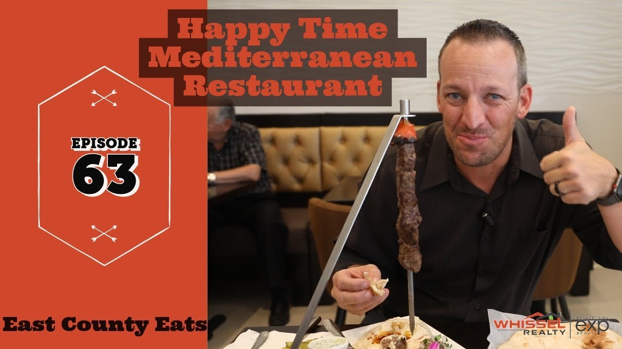 East County Eats Episode 63 Happy Time Restaurant In Rancho San Diego