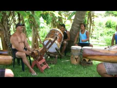 Practice Session by Drums of Polynesia